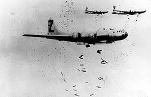 Alemanha bombardeia Paris.