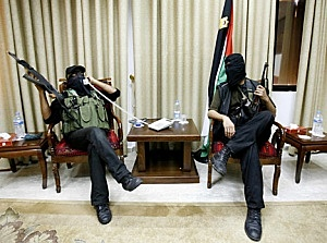 Hamas Takes Over Gaza; New West Bank Government