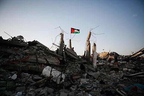 Israel Leaves Gaza Following Assault