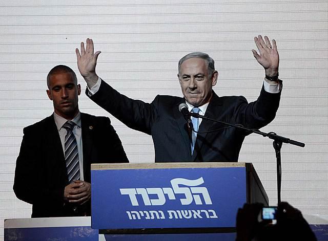 Netanyahu Becomes Israeli PM in Close Results