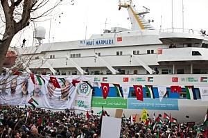Israeli Commandos Board Ships Carrying Aid for Gaza