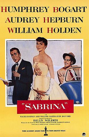 SABRINA (Billy Wilder)