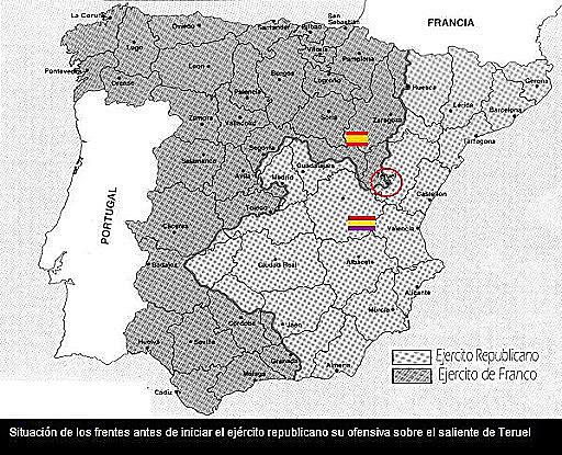 Conquista republicana de Teruel.