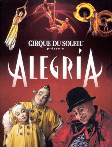 Cirque Du Soleil - Alegria at Bridgestone