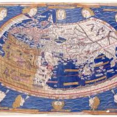 Evolución histórica de los mapas timeline