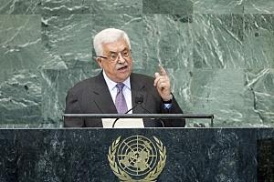 PA Seeks Non-Member State Status at UN