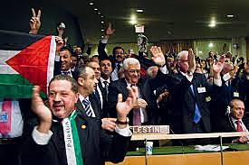 UN Votes to Accept Palestine as Observer State