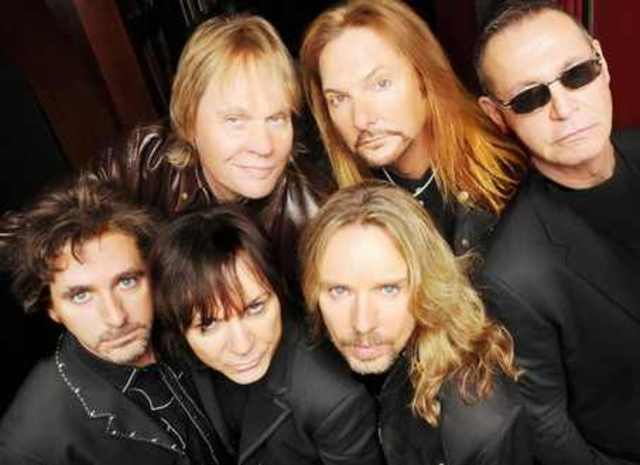 Styx and Yes at The Woods Amphitheater