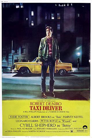 TAXI DRIVER (Martin Scorsese)