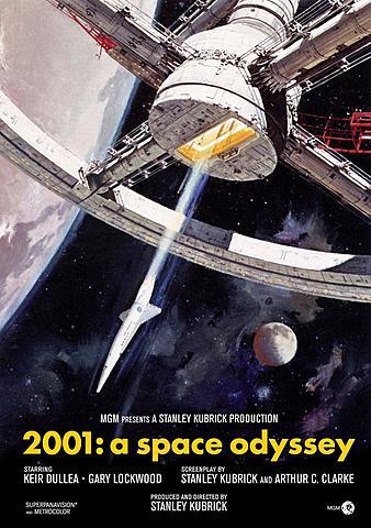 2001:UNA ODISEA EN EL ESPACIO (Stanley Kubrick)