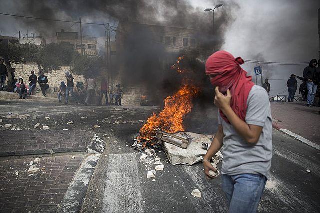 Escalating Violence in Jerusalem, etc.