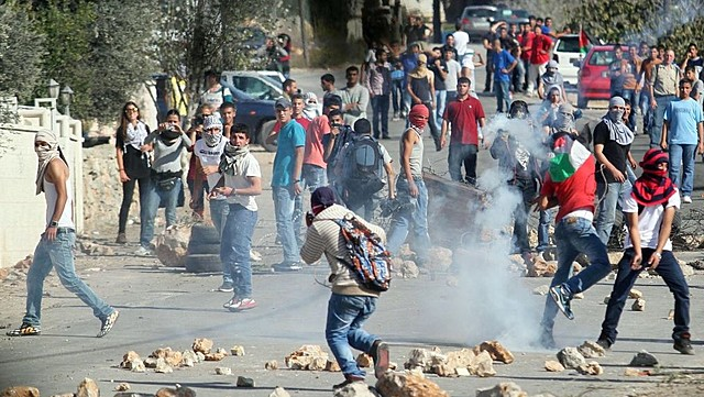 Daily Clashes in Occupied Palestinian Territories