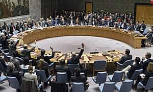 United Nations Resolution Condemning Israeli Settlements Passes