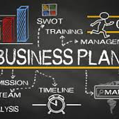 30 Day Business Plan timeline