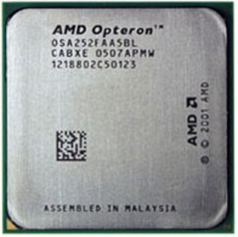 AMD lance l'Opteron