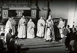 Kvinnor vigs till präst