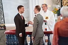 Samkönade äktenskap tillåts