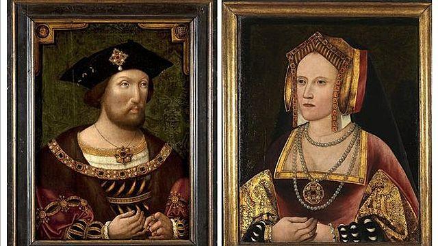 7. Boda de Catalina y Enrique VIII