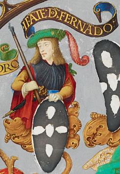 12. Frenado de Portugal y Flandés