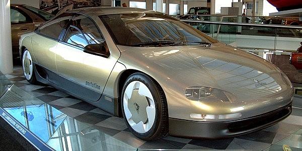 Lamborghini portofino: 3.5L V8 med 255HP