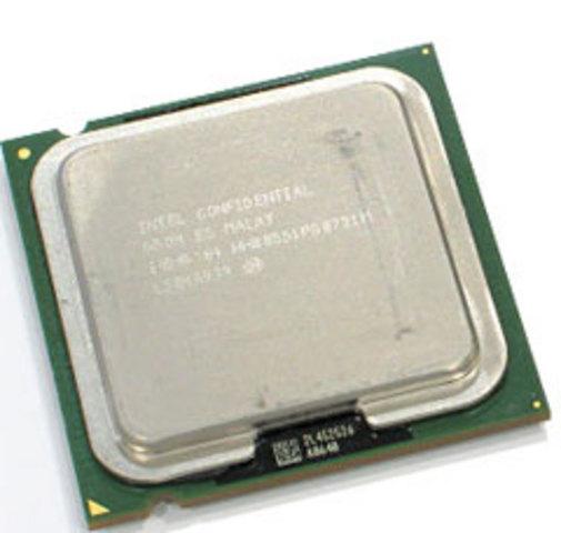Intel lance le Pentium D
