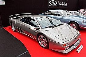 Lamborghini diablo productions bilar: för många motorer.