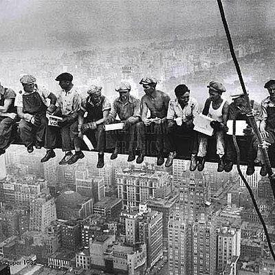 La storia economica del XX secolo timeline