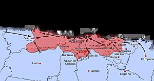 Los franquistas completan la conquista del norte de España.