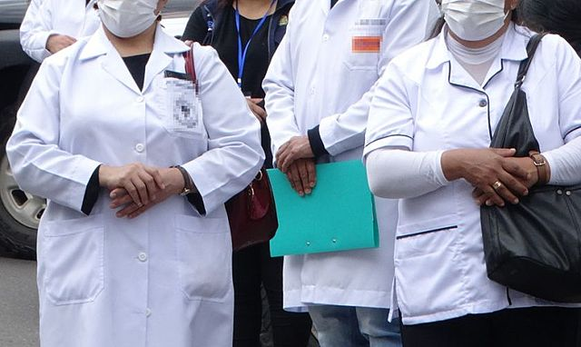 Trabajadores de salud advierten con retiro de los hospitales por falta de seguridad