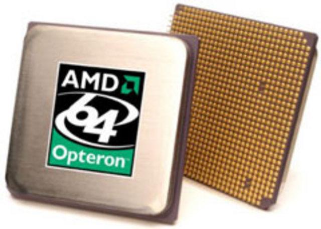 AMD lance les premiers Opteron bi-coeur