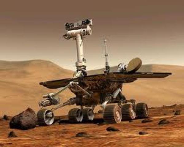 NASA's space probe lands on Mars