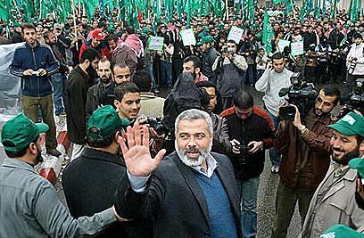 Hamas WINS Palestine Parliament