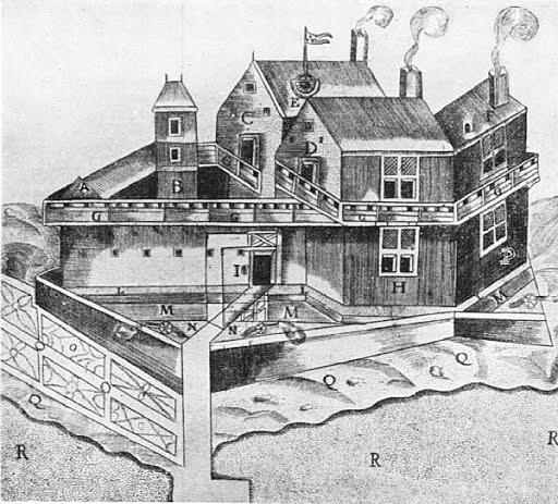 Habitation of Quebec.
