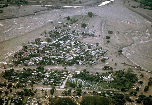 Catastrofe de Armero