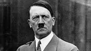 Hitler presentatu