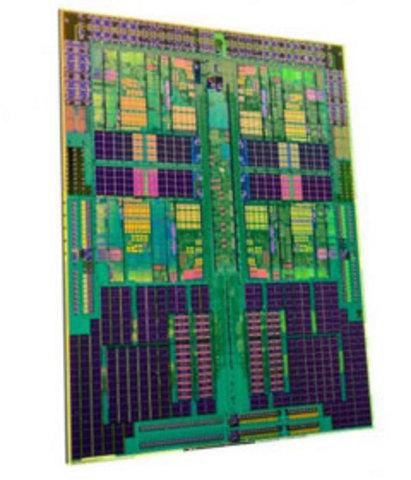 "AMD lance l'Opteron ""Shanghai"""