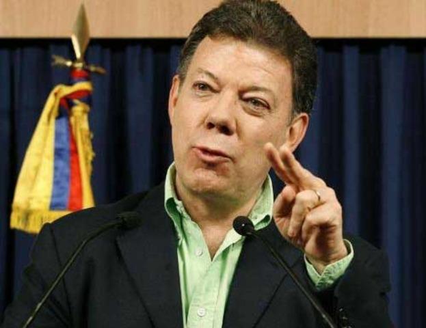 Presidencia de Juan manuel Santos