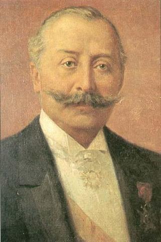 General Rafael Reyes Prieto - Elegido Como Presidente