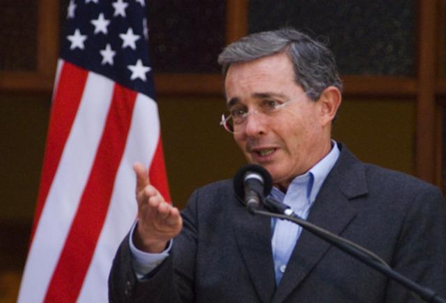 Alvaro Uribe Presidente