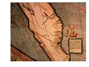MAPA DE MARTÍN WALDSEEMULLER