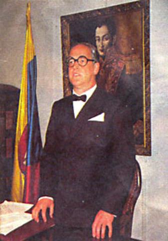 Alfonso Lopezz Pumarejo - Presidente