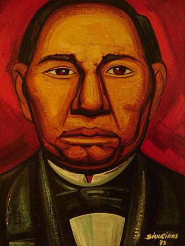 Juárez convoca a una nueva reelección