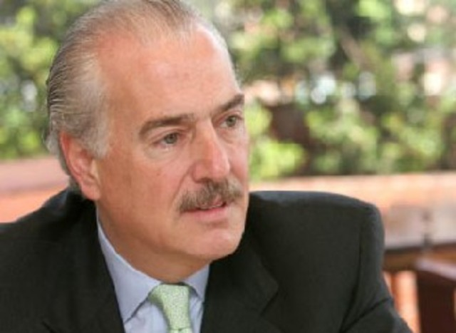 Presidente Electo Andres Pastrana