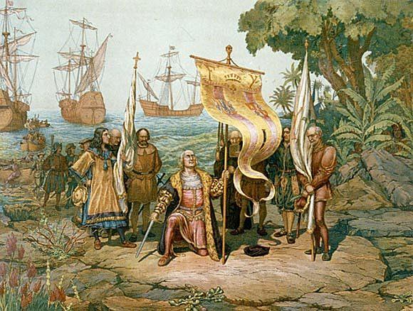 Arrival of Columbus