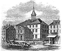 Founding of Boston