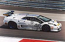 Lamborghini diablo concepts: för många motorer.