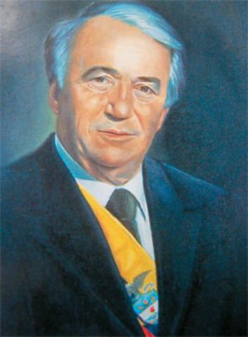 Belisario Betancur Cuartas - Nuevo Presidente