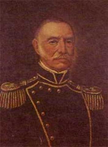 Presidente Electo General Pedro Alcántara Herrán y Zaldua