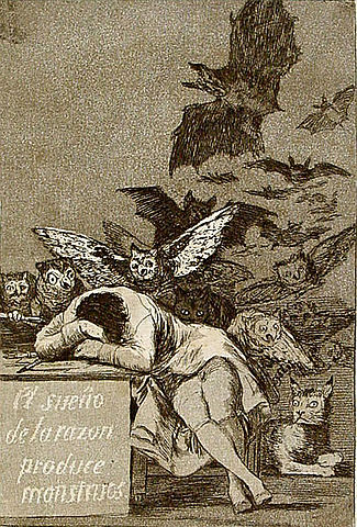 Capritxos, Goya
