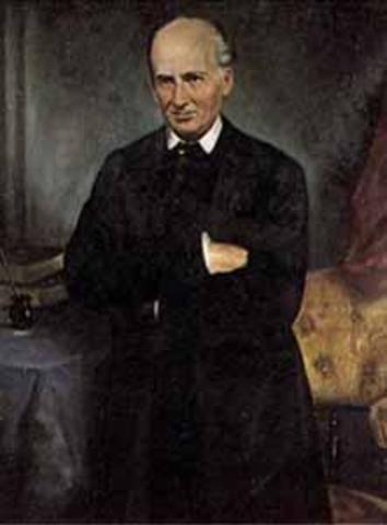 Presidente Electo Mariano Ospina Rodríguez